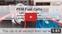 PEM Fuel Cells Assembly and Components