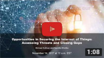 Data Security in the Internet of Things